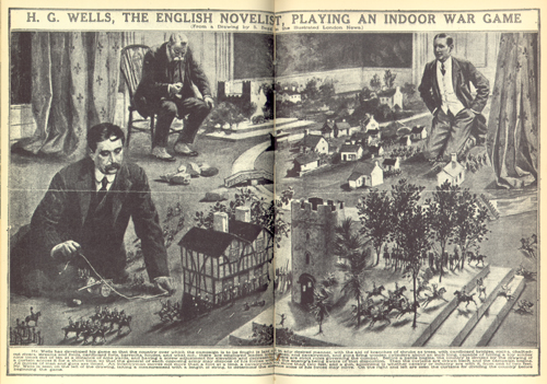 https://commons.wikimedia.org/wiki/File:HG_Wells_playing_to_Little_Wars.jpg