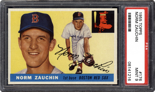http://www.psacard.com/cardfacts/baseball-cards/1955-topps/norm-zauchin-176/24769