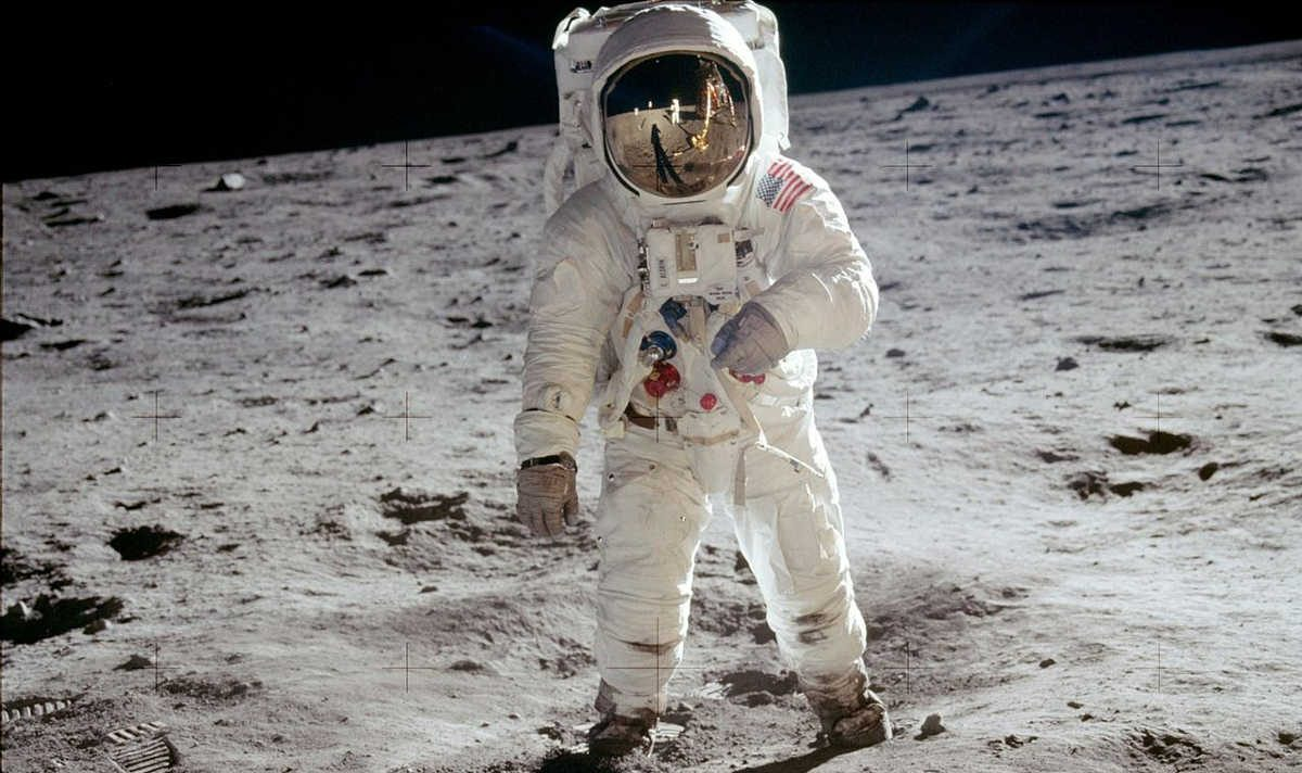 Why Neil Armstrong Got to Be the First to Step on the Moon