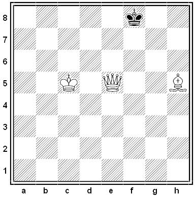 de veer chess problem