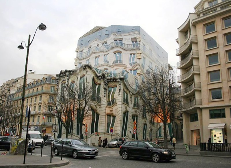 attiogbe distorted building