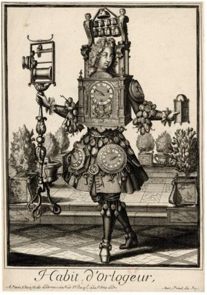 larmessin clockmaker