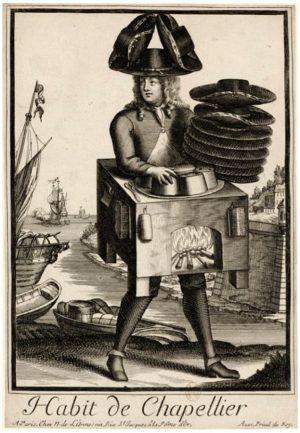 larmessin hatmaker
