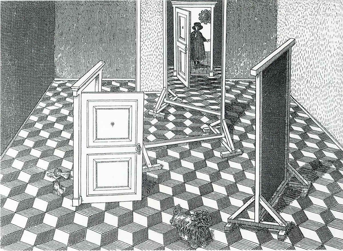 http://art.ayay.co.uk/art/optical_illusion/istvan_orosz/door-and-mirror/