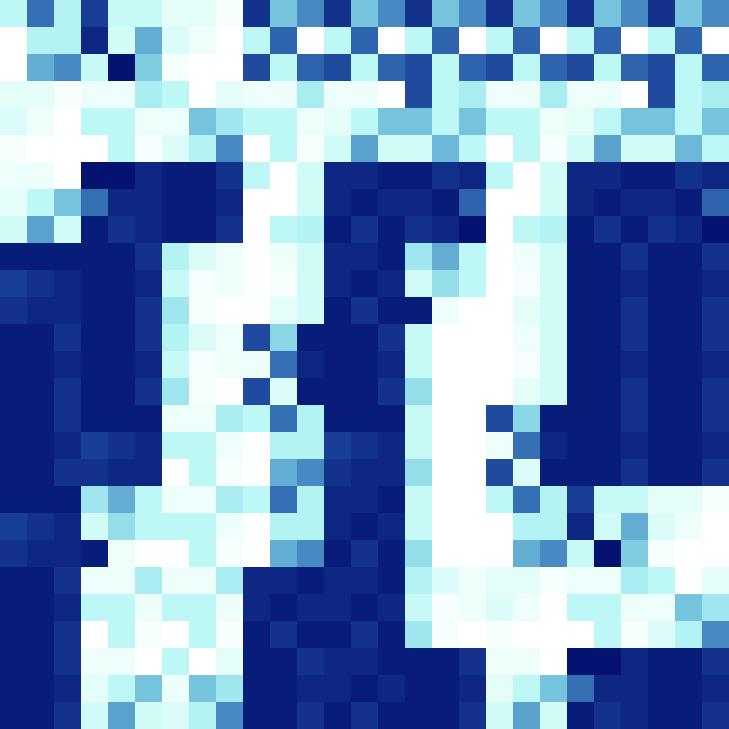pi fractal - iteration 3