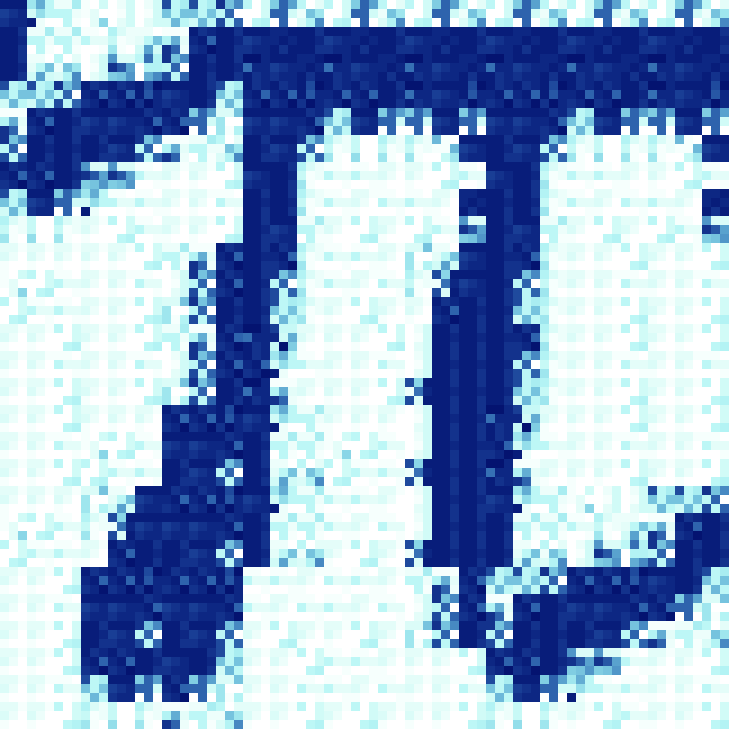pi fractal - iteration 4