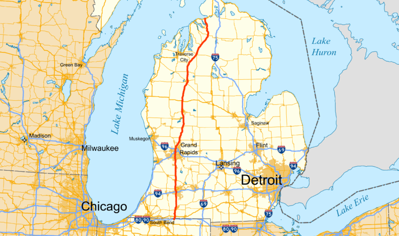https://commons.wikimedia.org/wiki/File:US_Highway_131_map.png
