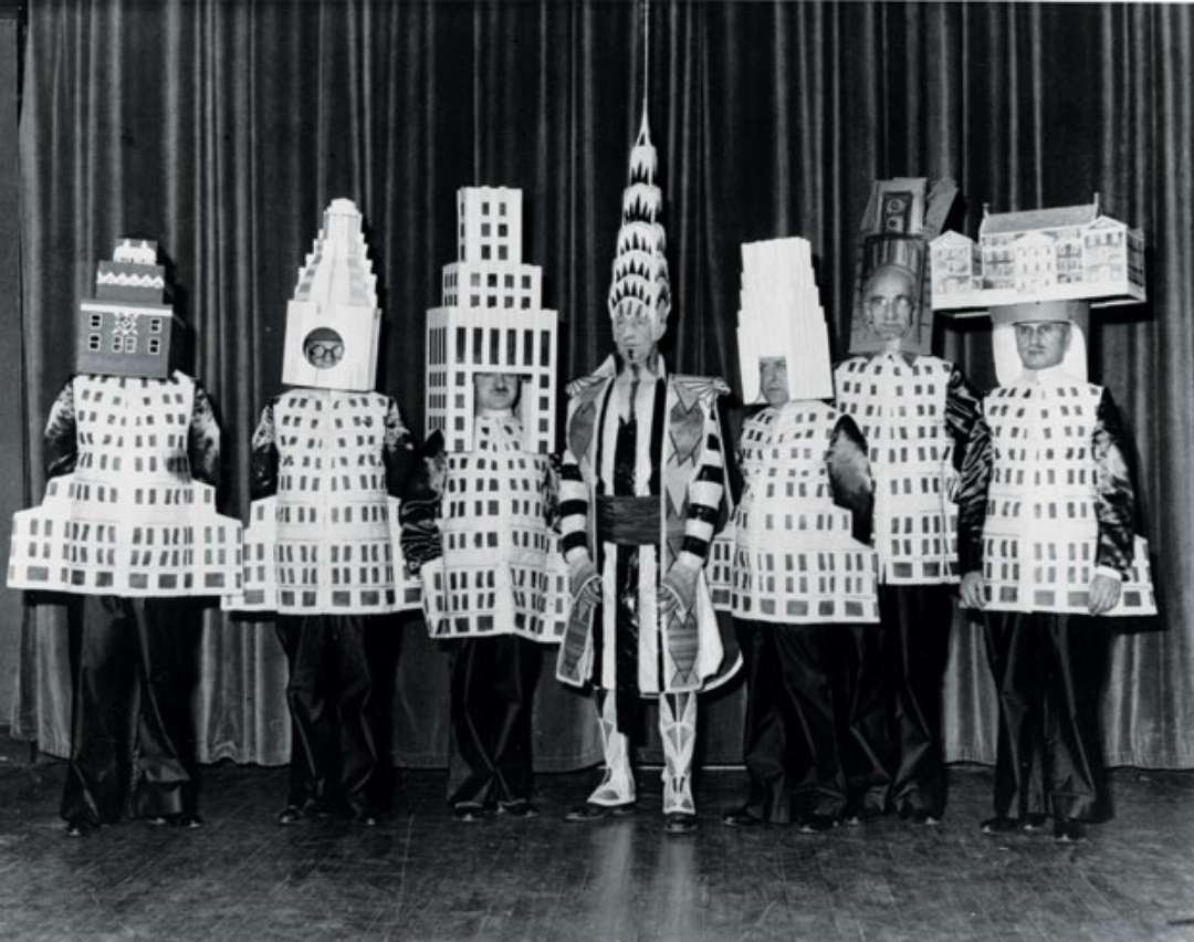 1931 architects' ball