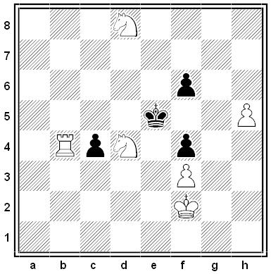 tarrant chess problem