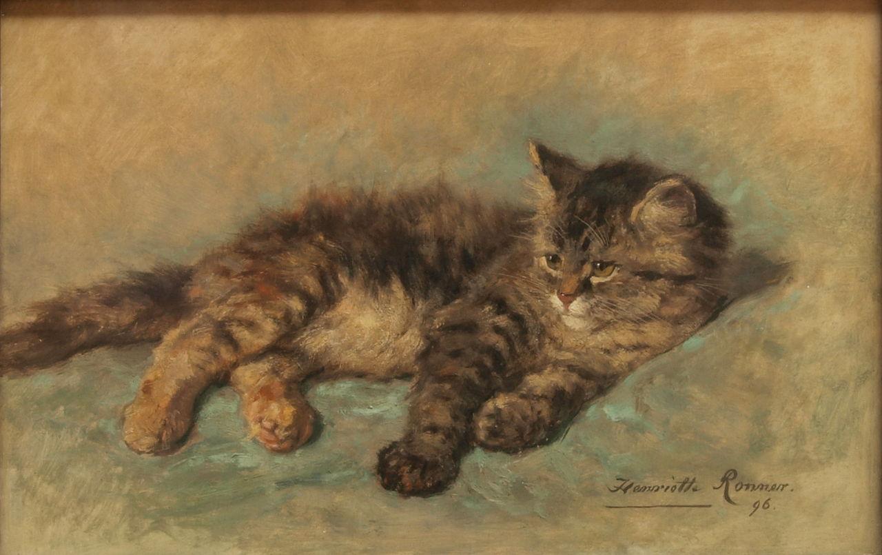 http://commons.wikimedia.org/wiki/File:Henri%C3%ABtte_Ronner-Knip_(1821-1909),_Katje,_1896,_Olieverf_op_paneel_(cropped).JPG