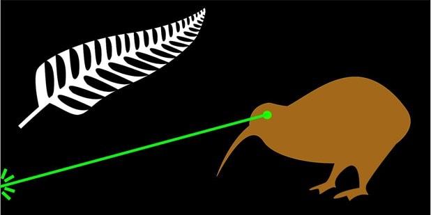 laser kiwi