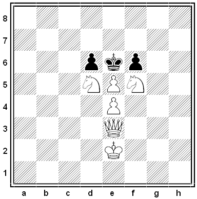 chatillon chess problem
