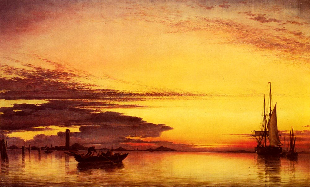 https://commons.wikimedia.org/wiki/File:Sunset_on_the_lagune_of_venice_-_san_georgio-in-alga_and_the_euganean_hills_in_the_distance.jpg