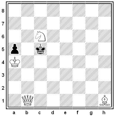 thompson chess problem