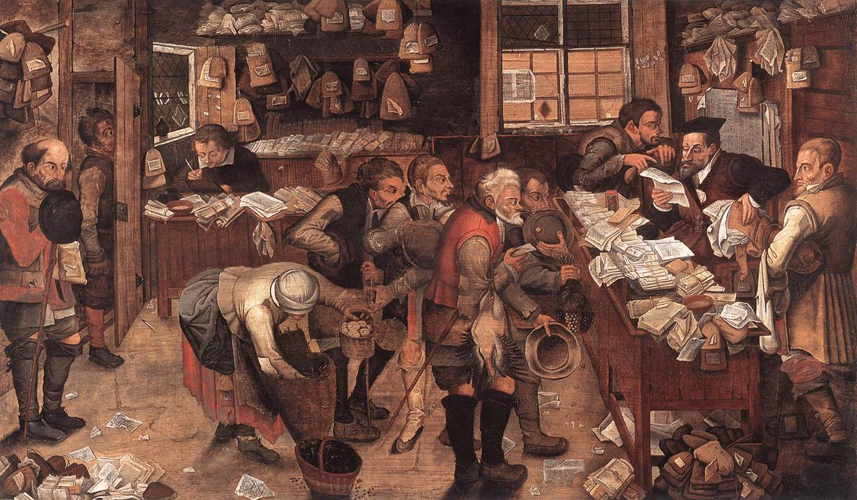 https://commons.wikimedia.org/wiki/File:Pieter_Brueghel_the_Younger_-_Village_Lawyer_-_WGA3633.jpg