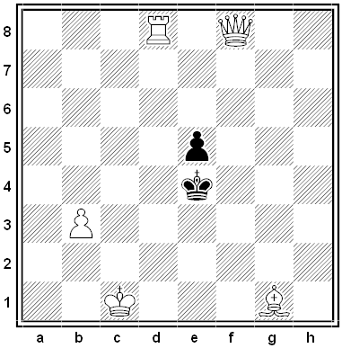 bilfinger chess problem