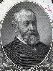 https://commons.wikimedia.org/wiki/File:Benjamin_Harrison_(Engraved_Portrait).jpg