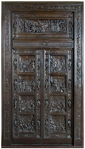 https://commons.wikimedia.org/wiki/File:The_Amateis_Doors_(10349299513).jpg