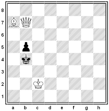reshevsky chess problem