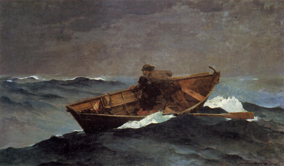 https://commons.wikimedia.org/wiki/File:Lost_on_the_Grand_Banks_by_Winslow_Homer_1885.jpg