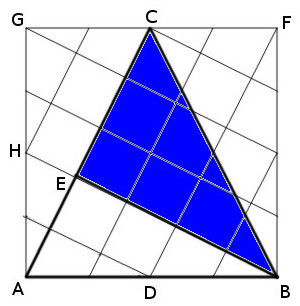 posamentier puzzle - solution