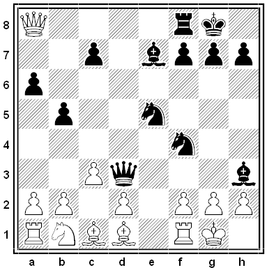 2001 chess game