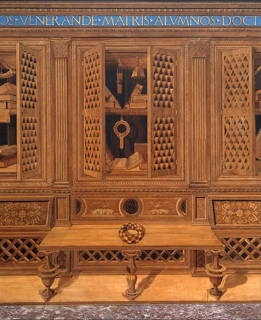 https://commons.wikimedia.org/wiki/File:Studiolo_from_the_Ducal_Palace_in_Gubbio_MET_DT237370.jpg