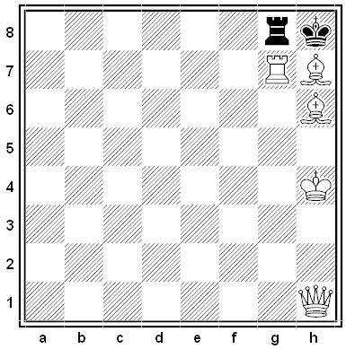 woodard chess problem