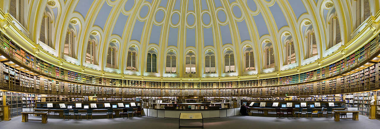 https://commons.wikimedia.org/wiki/File:British_Museum_Reading_Room_Panorama_Feb_2006.jpg
