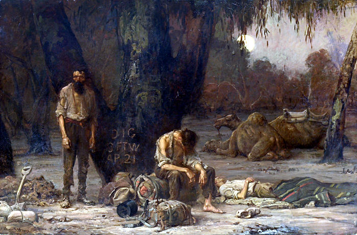 https://commons.wikimedia.org/wiki/File:John_Longstaff_-_Arrival_of_Burke,_Wills_and_King,_1861.jpg