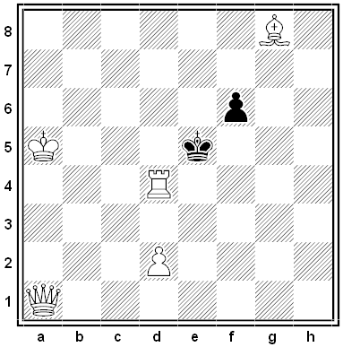 tuxen chess problem