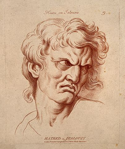 https://commons.wikimedia.org/wiki/File:A_face_expressing_hatred_or_jealousy._Etching_in_the_crayon_Wellcome_V0009343.jpg