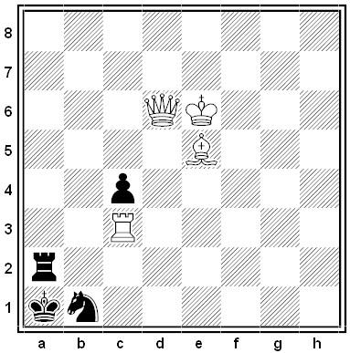 scheel chess problem