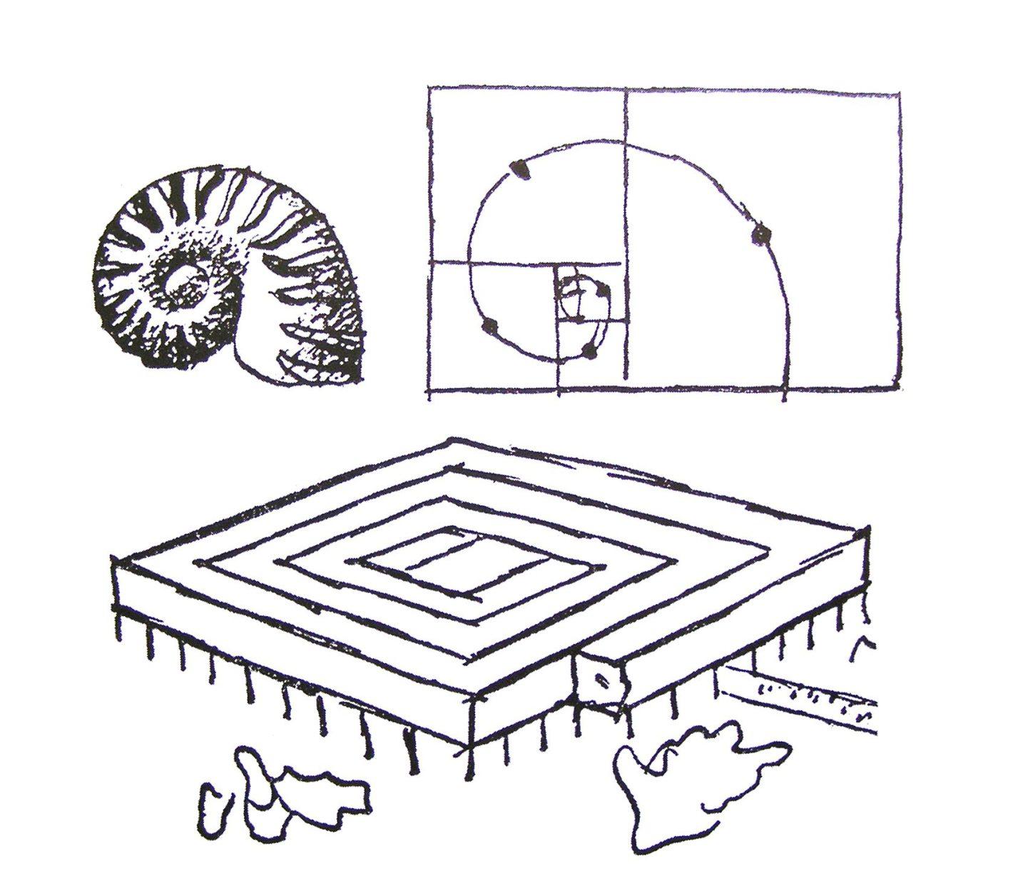 corbusier spiral