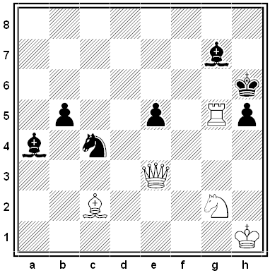 healey chess problem