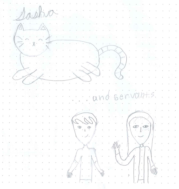 penelope's drawing