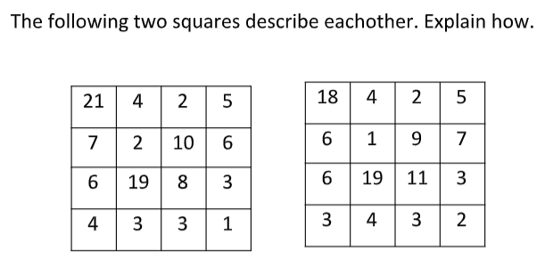 sallows two squares puzzle