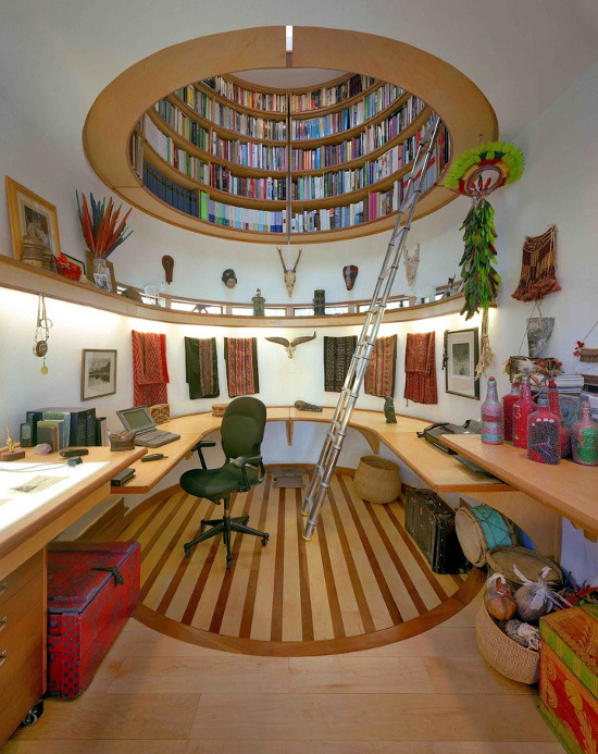 davis home office