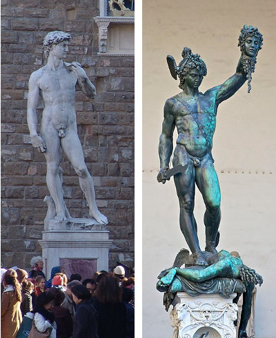 https://commons.wikimedia.org/wiki/File:David_at_the_entrance_to_the_Palazzo_Vecchio_(67945932)_(5).jpg