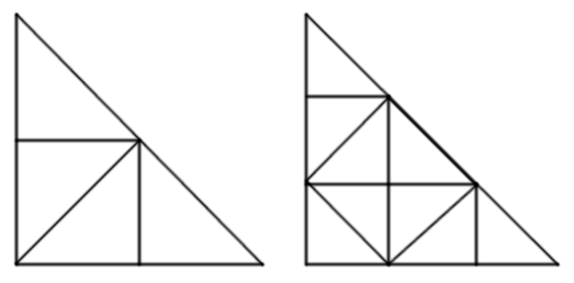 competing squares - solution