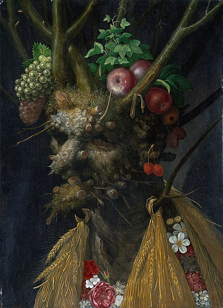 https://commons.wikimedia.org/wiki/File:Giuseppe_Arcimboldo_-_Four_Seasons_in_One_Head_-_Google_Art_ProjectFXD.jpg