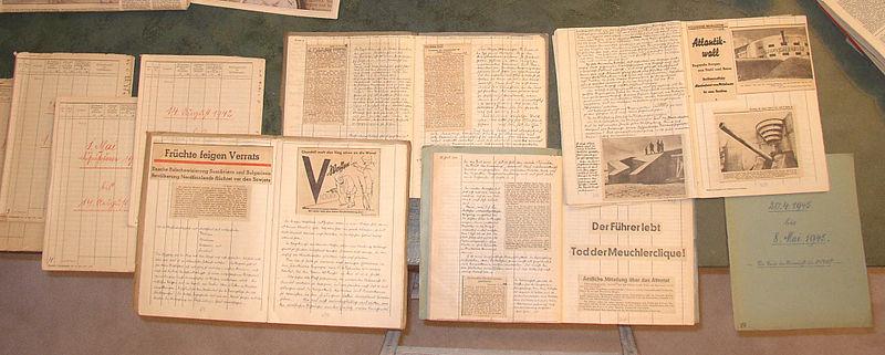 https://commons.wikimedia.org/wiki/File:The_Friedrich_Kellner_Diary.jpg
