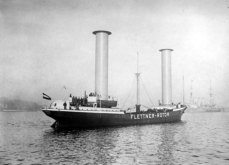 https://commons.wikimedia.org/wiki/File:Buckau_Flettner_Rotor_Ship_LOC_37764u.jpg