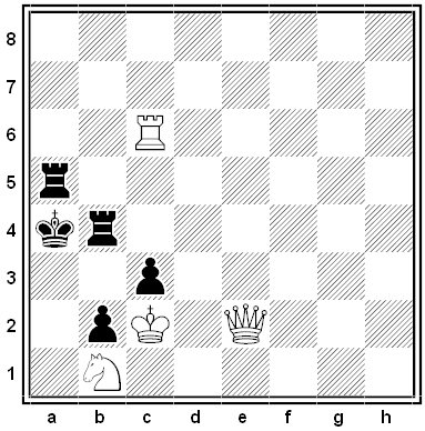 dobrusky chess problem