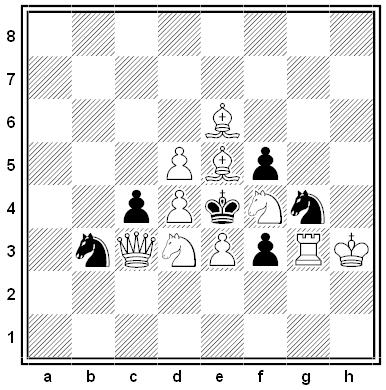 white chess problem