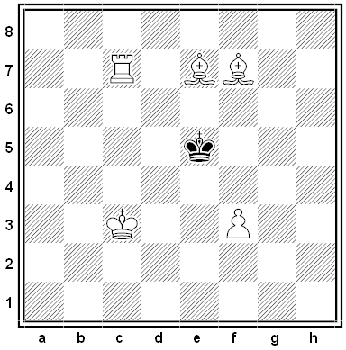 baird chess problem