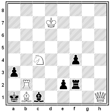 heathcote chess problem