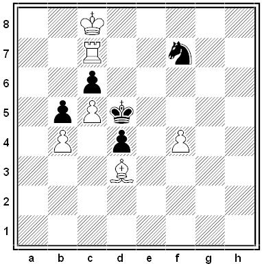 thompson chess problem