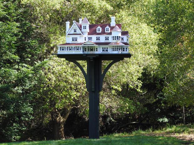 lucas birdhouse