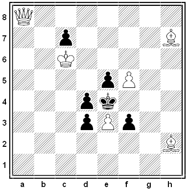 baird chess problem